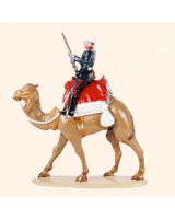 0058 02 Toy Soldier Gunner on Camel Kit