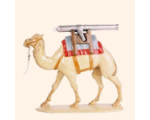 058 03 Toy Soldier Pack Camel with Gun Barrel Kit