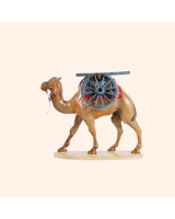 0058 05 Toy Soldier Pack Camel with Axel and Wheels Kit