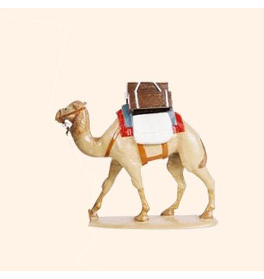 058 06 Toy Soldier Pack Camel with ammunition Kit