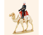 058 01 Toy Soldier Mounted Officer in full dress Kit