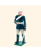 0065 1 Toy Soldier An Officer Kit