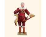 067-1 Toy Soldier Set General Foot Kit