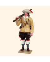 0067-7 Toy Soldier Set Musketeer Kit