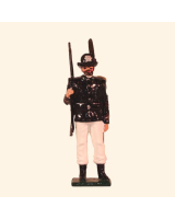0068 2 Toy Soldier Sergeant Italian Alpini Battalions Kit
