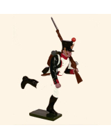 719 2 Toy Soldier Fusilier Sergeant Charging Kit