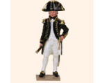 750 2 Toy Soldier Captain Hardy Kit