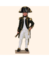 0750 2 Toy Soldier Captain Hardy Kit