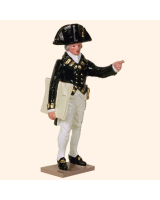 0750 3 Toy Soldier Captain Kit