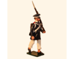 777 4 Toy Soldier Privat Marching Prussian Infantry Napoleonic War Kit