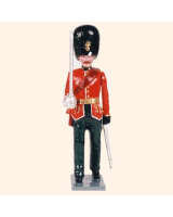 0083 1 Toy Soldier Officer marching Kit