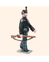 084 3 Toy Soldier Private marching Kit