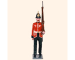 086 3 Toy Soldier Private marching Kit