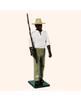 0091 05 Toy Soldier Native Driver The Boer War Kit
