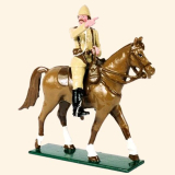 092 1 Toy Soldier An Officer on Horseback Kit
