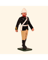 096 3 Toy Soldier Private British Royal Artillery Mountain Battery Kit