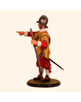 AC80 01 Musketeer Foot Guards 1660 Painted