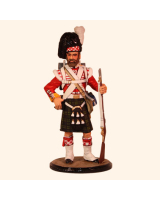 AC80 04 Private 93rd Highlanders 1854 Kit