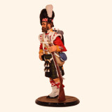 AC80 04 Private 93rd Highlanders 1854 Painted