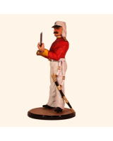 AC80 05 Officer 95th Foot Indian Mutiny Painted