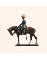 AL 1006 T.S. Royal Swedish Stables Crown Equerry Painted