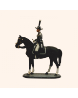 AL 1007 T.S. Royal Swedish Stables Outrider Painted