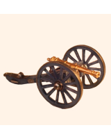 BAC Cannon The Napoleonic Wars British Army 30mm Kit
