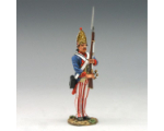 BR066 Standing ready Soldier King and Country