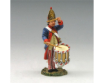 BR068 Drummer Boy Standing King and Country
