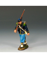 CW035 Union Rifleman Marching/Advancing to the Front King and Country