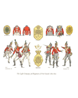 Charles C. Stadden Plate - No.003 The Light Company 3rd Regiment of Foot Guards 1807-1815