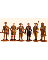 2014 Christmas set World War 1 - The British Army