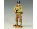 DD102 Fusiier Marins Officer King and Country