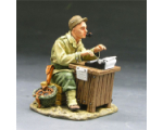 DD077 Ernie Pyle War Correspondent King and Country