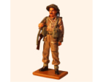 Del Prado 026 Fusilier Royal Welch Fus 53rd Div 1940 Painted