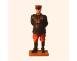 Del Prado 032 General Joffre French Army 1918 Painted