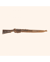 No.019 Rifle - Lee Mitford Rifle British Army 1888-1926 - Kit, unpainted Scale 1:32/ 54mm