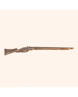 No.034 Rifle - Matchlock musket from ECW and 30 Year War - Kit, unpainted Scale 1:32/ 54mm