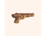 No.061 Pistol - Colt 9mm pistol - Kit, unpainted Scale 1:32/ 54mm