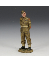 FOB073 Sapper Sergeant King and Country