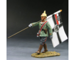 FW007 Officer with Flag King and Country