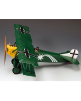 FW113 Fokker DVII Harald Auffarth King and Country