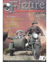 Figure International Magazine 2003 April No 6 Mughul War Elephant