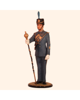 JW110 1 Drum Major The Royal Air Force Painted