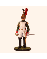 JW80 17 French Imperial Guard Dragoons Officer 1812 Kit
