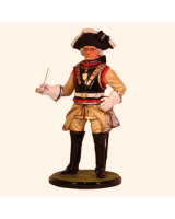 JW80 21 General Von Seydlitz of Prussia Seven Years War 1756-1762 Kit