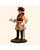 JW80 21 General Von Seydlitz of Prussia Seven Years War 1756-1762 Painted