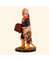 JW80 22 General Von Zieten of Prussia Seven Years War 1756-1762 Painted