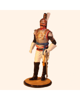 RC90 101 Officer Italian Cuirassier Carabinieri Painted
