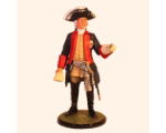 JW90 050 General Officer Seven Years War Painted